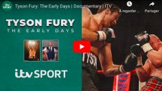 YOUNG & HUNGRY : Tyson Fury, The Early Days