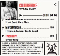 [DIRECT DANS LES OREILLES] Podcast #8 : Tyson Fury, Gypsy King