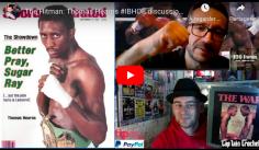 FULGURANT : le Cap'tain & Antoine de 130 livres se refont la carrière de Thomas Hearns