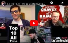 BOUM : le top 10 du Cap'tain Crochet passe au tribunal de 130 livres & CultureBoxe