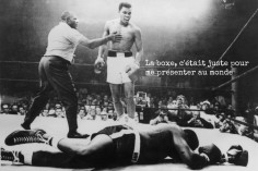 PUNCH-line #8 : Mohamed Ali