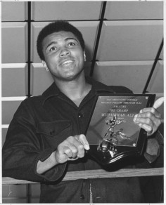 Mohamed Ali par Philippe Labro