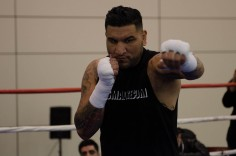 Chris Arreola : burgers, pétards, tristesse