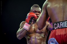 On était au bord du ring pour soutenir nos gars sûrs Tony Yoka et Youri Kalenga