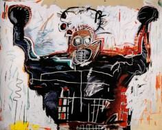 Un Basquiat qui pèse