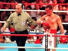 Le retour du boxeur