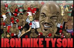 Mike Tyson, l'homme qui murmurait à l'oreille des artistes