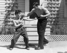 CHIC PIC #55 : Charlie Chaplin & Primo Carnera