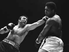 CHIC PIC #20 : George Chuvalo & Mohamed Ali