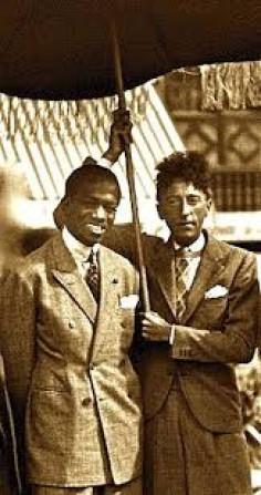 1 boxeur, 1 écrivain – BFF #3 : Al Brown & Jean Cocteau
