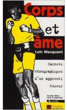 La salle de boxe par Loïc Wacquant