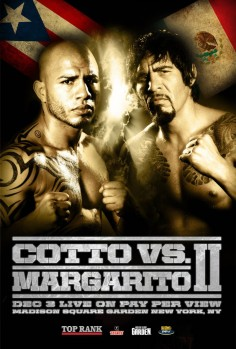 Cotto vs. Margarito, la revanche