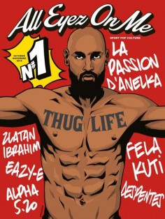 Il faut acheter All Eyez On Me, le nouveau magazine Thug !