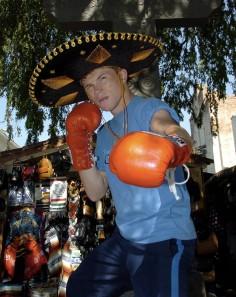 Saul «Canelo» Alvarez : Boxeur, Mexicain, Roux !