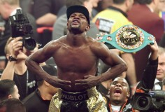 Floyd Mayweather vs Manny Pacquiao : it's all about money