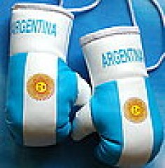 La tradition fertile de la boxe argentine