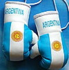 La tradition fertile de la boxe argentine