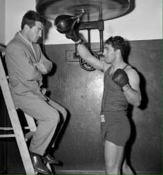 CHIC PIC #39 : Rocky Marciano & Rocky Graziano