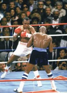 Las Vegas, 6 avril 1987. Hagler vs. Leonard