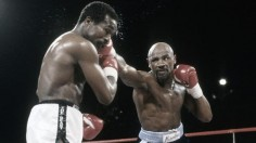 CHIP PIC #12 : Hagler vs Mugabi