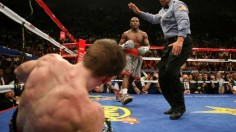 Hatton-Mayweather : quand Madchester envahit Vegas