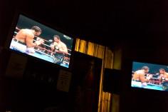 Haye/Ruiz dans un pub de Londres
