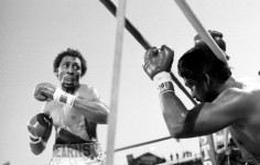 CHIP PIC #1 : Hearns vs. Duran