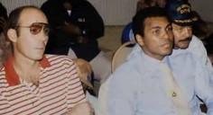 Hunter S. Thompson sur Mohamed Ali