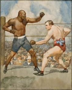 Célébrer la boxe, un siècle avant Cultureboxe
