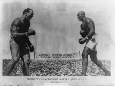 1 boxeur, 1 écrivain – BFF #1: Jim Jeffries & Jack London
