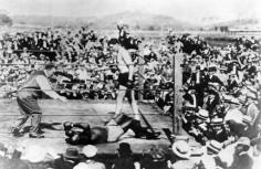 Le dernier round de Jack Johnson, premier champion afro-américain de l'Histoire