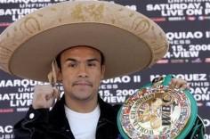 Juan Manuel Marquez de retour à la salle