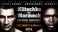 Mormeck vs. Klitschko : où voir le combat ?