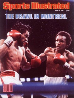 Montréal, 20 Juin 1980. Leonard vs. Duran I