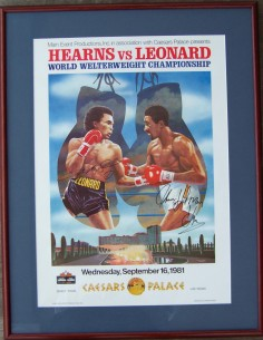 HBO Legendary Nights : Hearns vs. Leonard