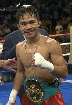 Une nouvelle victoire pour Manny !