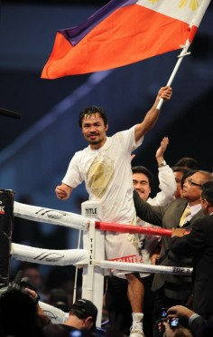 What's next for Manny Pacquiao ?