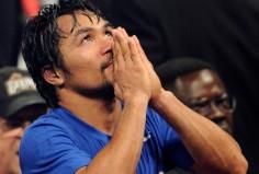 Dieu a parlé à Manny Pacquiao…