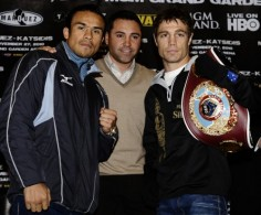 Marquez vs. Katsidis : collision imminente