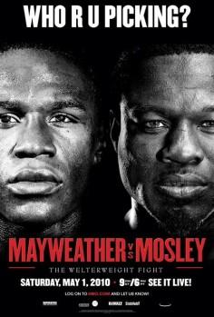 Du lourd ce soir à Vegas : Mayweather, Mosley, Canelo Alvarez…