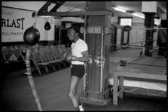 CHIC PIC #51 : Miles Davis, maigre comme un clou, au Gleason Gym