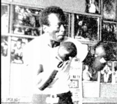 Miles Davis, Jack Johnson et Sugar Ray Robinson