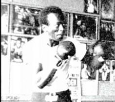 Miles Davis, Jack Johnson et Sugar Ray Robinson