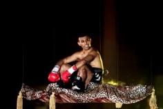Naseem Hamed, prince du ring