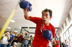 Nonito Donaire, Bruce Lee et le MMA
