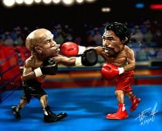 Floyd et Manny nous devaient bien ça