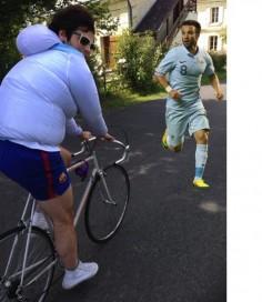 À la recherche de la forme perdue – ep. 5 : gros sur petit vélo