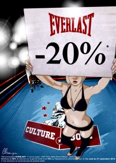 Everlast + Cultureboxe = – 20%