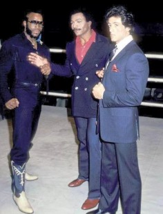 CHIC PIC #53 : Rocky Balboa, Apollo Creed & Clubber Lang