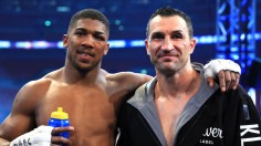 Quelques mots sur Joshua vs. Klitschko